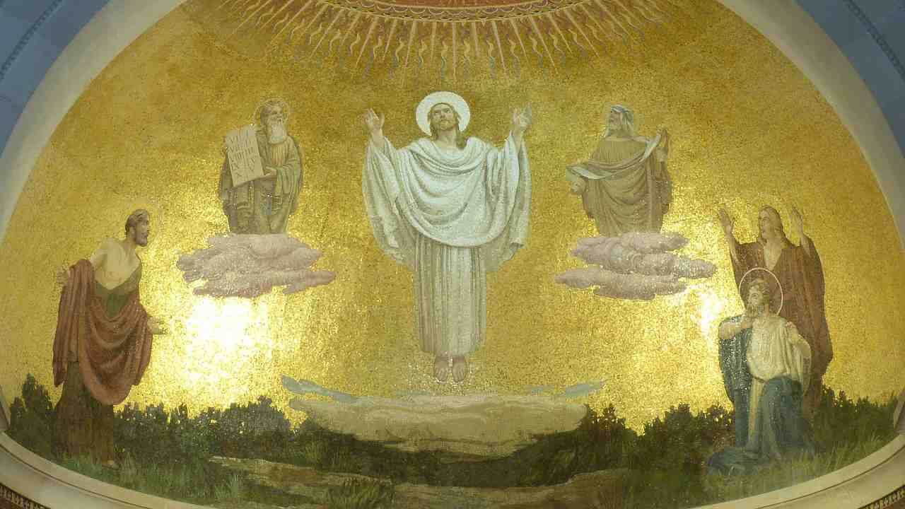 新約聖書の27の書 福音と使徒言行録と預言 イエス・キリストの生涯と復活